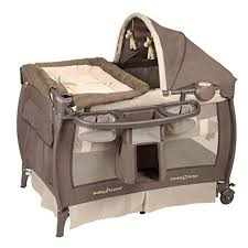 Graco Pack N Play With Changing Table Travel Bassinet Portable Crib Nursery Center Changing Table