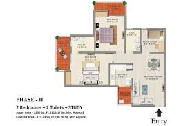 study room floor plan charms india pvt ltd raj nagar extension 9650600508