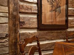 log home interior walls 102 best turning a modular or manufactured home into a log cabin