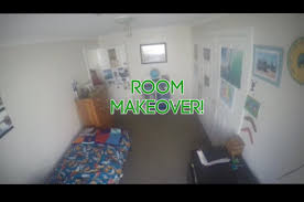 bedroom makeover gopro time lapse youtube