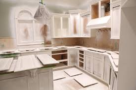 Spray Painting Kitchen Cabinets White My Kitchen Magician Bower Power