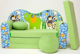 Winnie The Pooh Flip Out Sofa Childrens Sofa Bed Amazoncom Marshmallow Furniture 2 In 1 Flip