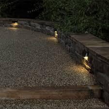 retaining wall lights under cap wall lights design perfect decor retaining wall lighting interior