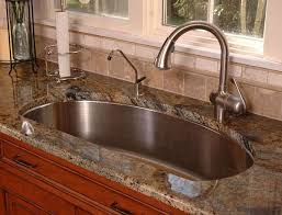 Single Kitchen Sinks by Stainless Steel Undermount Kitchen Sinks Single Bowl Best