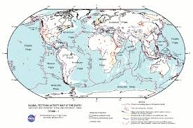 Map Of Tectonic Plates How Earthquakes Work U2013 Uraha Foundation Germany E V