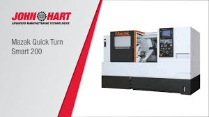 mazak quick turn smart 200 youtube