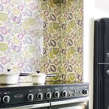 Decorating With Wallpaper by Kitchen Wallpaper Ideas 10 Of The Best