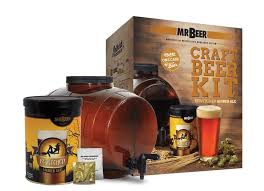 bewitched amber ale starter kit