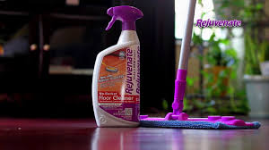 Swiffer Wetjet On Laminate Floors Rejuvenate Hardwood U0026 Laminate Floor Care System Mop Kit Youtube