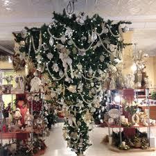 upside down christmas trees popsugar moms photo 12
