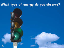 what type of energy is light types of energy