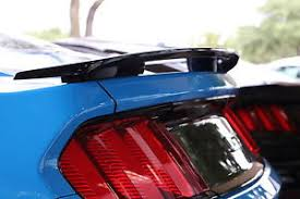 california style mustang for ford mustang pre painted california special gt style spoiler