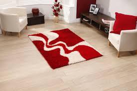 Red Home Decor Ideas Unusual Rugs Home Decor