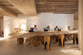 Reception Desk Miami by Front Desk At The 1 Hotel South Beach Oyster Com