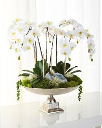 orchid arrangements t c floral company orchids succulents faux floral arrangement
