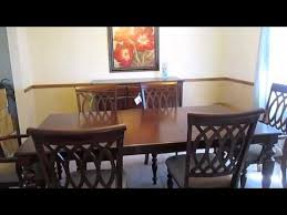 New Dining Room Chairs by New Dining Room Furniture Youtube