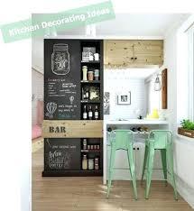 decoration ideas for kitchen walls meg made creations kitchen decorating ideas unique kitchen and cafe