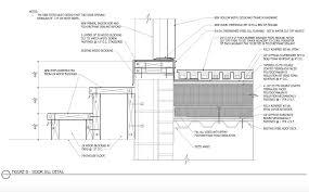 Patio Door Sill Door Threshold Detail Sill Install Suggestions U2026 Sc 1 St