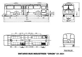 the orion i bus transit toronto content