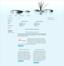 4 water joomla themes u0026 templates free u0026 premium templates