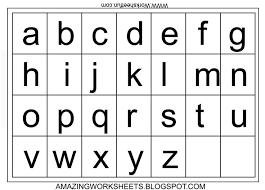 printable alphabet grid alphabet sheet printable 571ca135068c7f37bc405c50588e7993