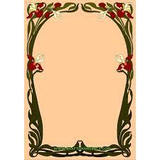 floral border design 1 gif
