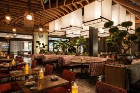 ingenious 4 restaurant design los angeles restaurants with the