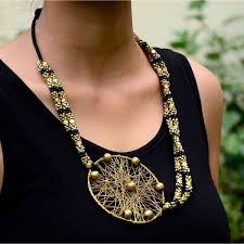 wedding dress lk21 rs 2030 buy online kalaghar brass golden necklace lk21