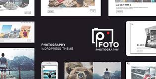 foto photography wordpress themes for photographers by themesawesome