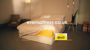 Most Comfortable Bed Eve The World U0027s Most Comfortable Mattress Uk Tv Spot Youtube