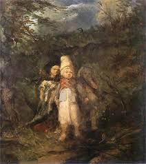 le si e aleksander kotsis dzieci w lesie 1873 malarstwo pl 1939