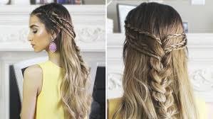 Frisuren Lange Dicke Haare by Frisuren Für Lange Dicke Haare Haarfarben Aschblond