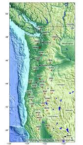 Ucsd Maps Earthscope Anf Website About The Anf Cascadia