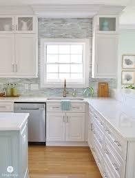 installing glass tile backsplash in kitchen unique glass mosaic tiles kitchen splashback kezcreative com in tile