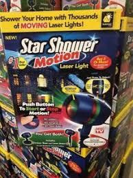 motion laser christmas lights star shower motion laser light projector home moving laser christmas