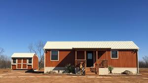 texas ranch owners love their new tiny house