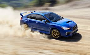 2017 rally subaru 2015 subaru wrx sti u2013 feature u2013 car and driver
