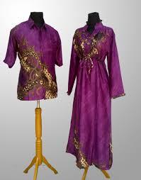 desain baju batik halus model baju muslim batik untuk wanita batikku club