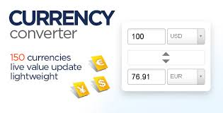Currency Converter Currency Converter Script By Borni Codecanyon