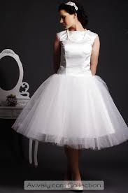 plus size wedding dresses with sleeves tea length musica neck cap sleeves pleated tulle dress avivaly