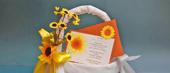 Sunflower Wedding Invitations 21 Shiny Sunflower Wedding Invitations Wedding Forward
