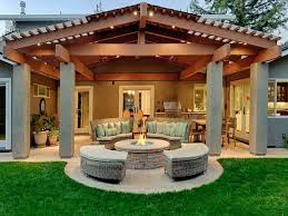 Front Patios Design Ideas by House Backyard Patio Designs Farmhouse Patio Design View In