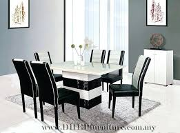 dining room end chairs modern dining set adventurism co