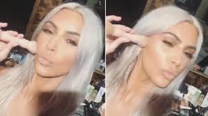 Kim Kardashian Hair Growth Pills Expectant Mum U0027 Kim Kardashian Squeezes Into Skintight Latex Dress