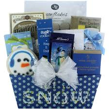 amazon com greatarrivals gift baskets winter wonderland gourmet