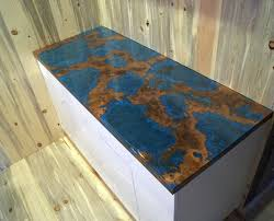 Epoxy Kitchen Countertops by Painting Kitchen Countertops Gray Epoxy Countertop Clear Coat For
