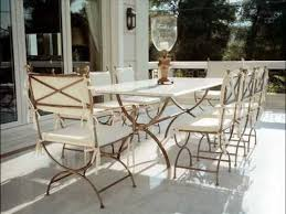 Wrought Iron Patio Tables Wonderful Wrought Iron Patio Furniture And Wrought Iron Garden