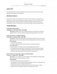 Non Profit Resumes Profile Statement Resume Free Resume Example And Writing Download
