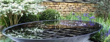 water trough planter water wise garden ideas water garden ideas for refreshing feel
