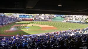 Royals Stadium Map Kauffman Stadium Section 232 Rateyourseats Com